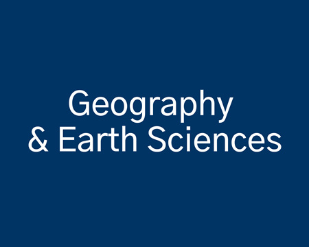 Geography & Earth Sciences
