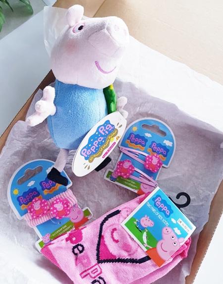 George Pig and Peppa Pig Gift Box