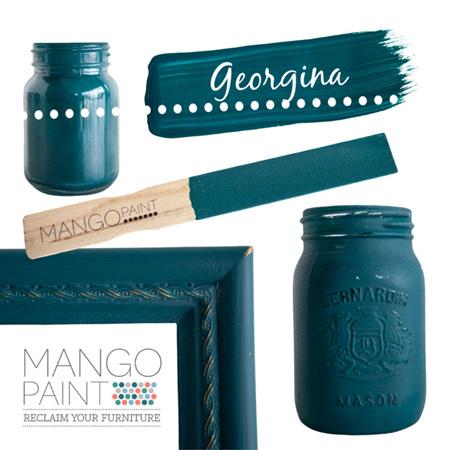 Georgina Mango Paint