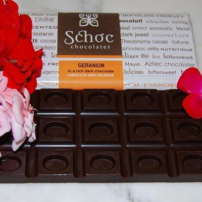 Geranium chocolate