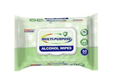 GERMISEPT M/P Alcohol Wipes 50pk