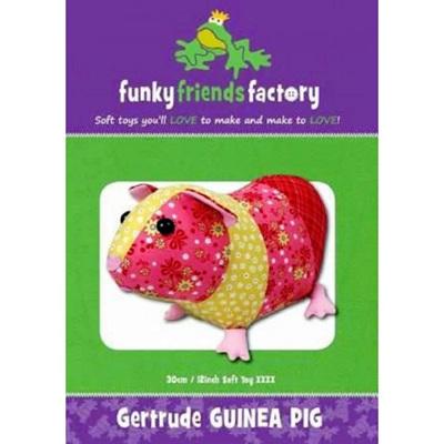 Gertrude Guinea Pig Pattern