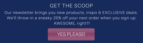Get the Scoop Newsletter sign up