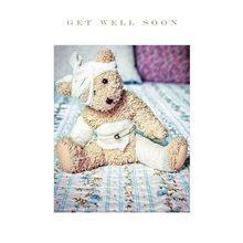 Get Well Soon - Teddy Bear