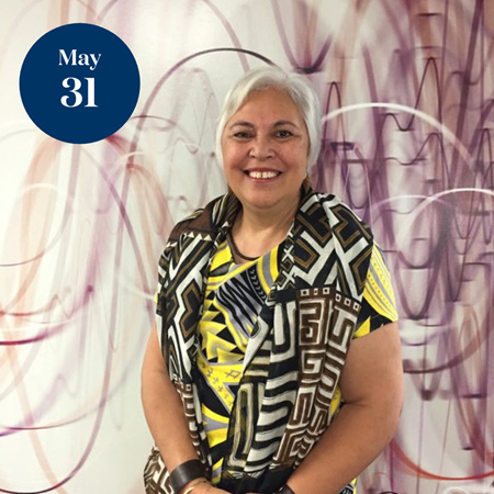 Getting to Know Luamanuvao Dame Winnie Laban