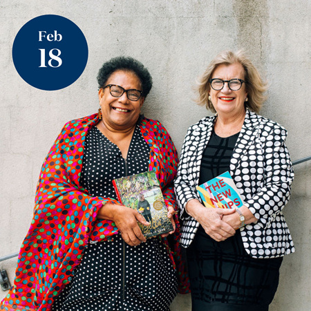 Getting to Know Mary Murray & Sandra Taylor