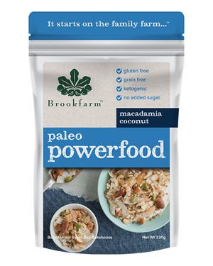 GF | Paleo | Keto Macadamia Powerfood - 330g