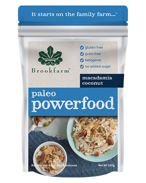 GF Paleo Macadamia Powerfood - 330g