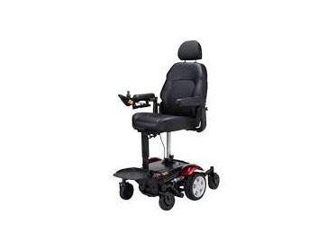 GF Vision Sport Lift Power Chair.