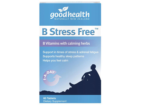 GH B STRESS FREE™ 30 TABS