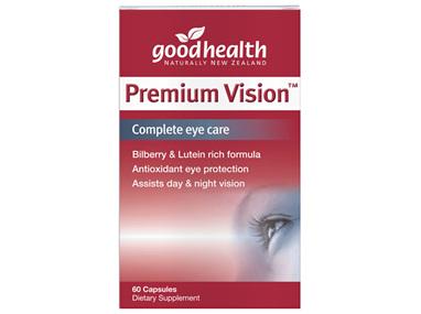 GH PREMIUM VISION™ 60 CAPS