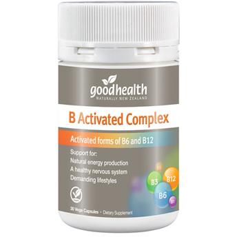 GHP B Activated Complex 30cap
