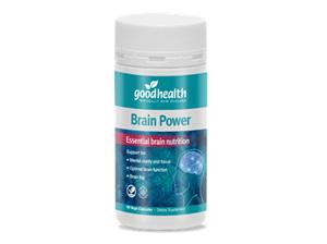 GHP Brain Power 60vCaps