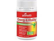 GHP Energy & Vitality Support 30cap