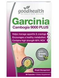 GHP Garcinia Cambogia 9000+ 60caps