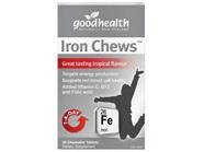 GHP Iron Chews 30tabs