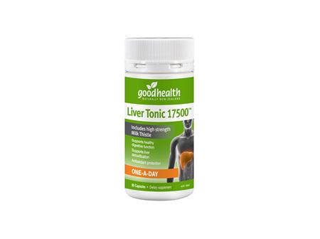 GHP Liver Tonic 17500mg 60caps