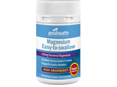 GHP Magnesium Easy to Swallow 90cap