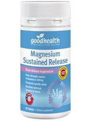 GHP Magnesium Sustain Release 60tab