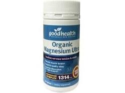 GHP Magnesium Ultra Organic 60tabs