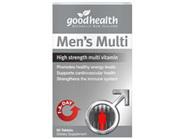 GHP Mens Multi 60tabs