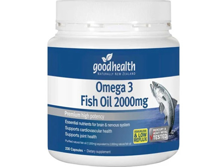 GHP Omega 3 2000mg 230caps