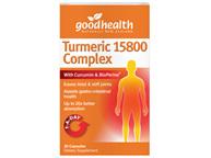 GHP Turmeric 15800 Complex 30caps