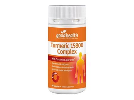 GHP Turmeric 15800 Complex 90caps