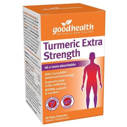 GHP Turmeric Extra Strength 60caps