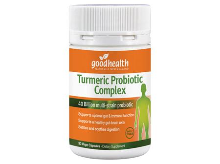 GHP Turmeric Probiotic Complex 30cap