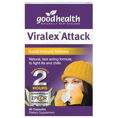 GHP Viralex Attack 60caps