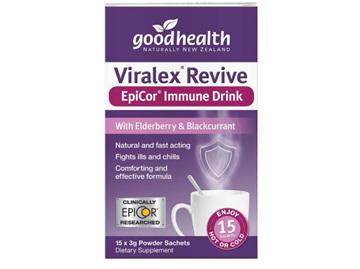GHP Viralex Revive 15 sachets