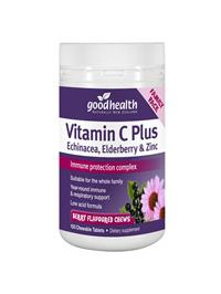 GHP Vitamin C Plus 150tab