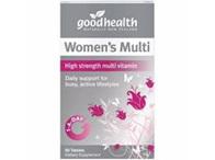 GHP Womens Multi 60tabs