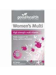 GHP Womens Multi 60tabs