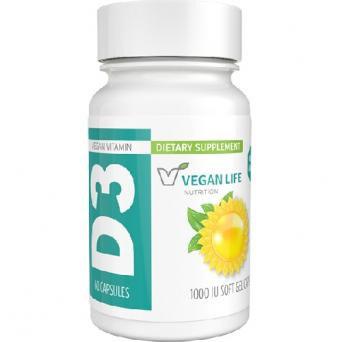 GHT Vitamin D3 1000IU