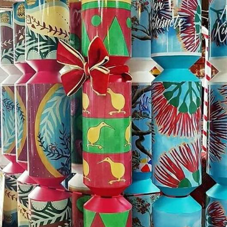Giant Christmas Crackers