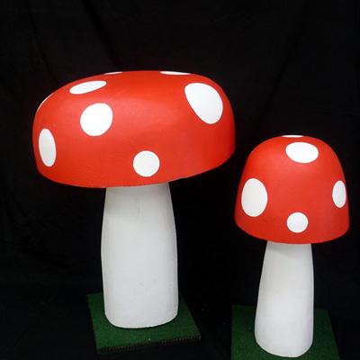 Giant Mushroom/Toadstool