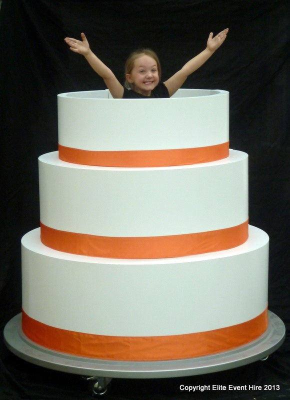 Want To Pop Out Of A Giant Cake Surprise Guests At That Birthday Party Or Event All The Hard Work Has Already Been Done For You
