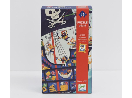 Giant - The Pirate Ship 36pc