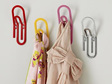 Giant  Wall Paper Clip hook