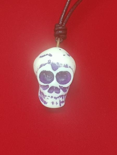 Gift 1 - Skull Pendant