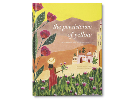 Gift Book The Persistence of Yellow