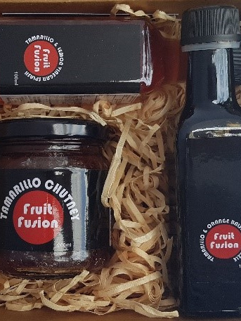Gift Box with Chutney