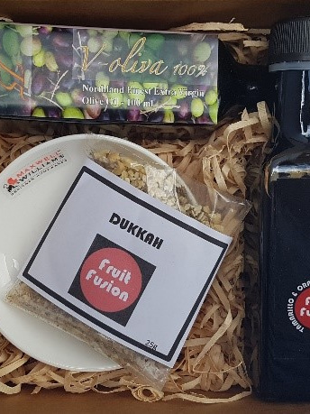 Gift box with Dukkah