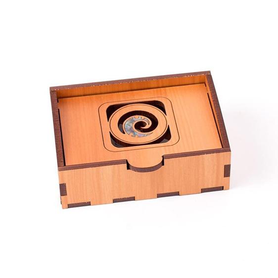 Gift Box with Koru