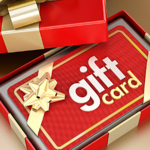 GIFT CERTIFICATE: #REWARDAFRIEND