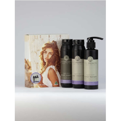 Gift Pack Blonde with Blonde Treatment