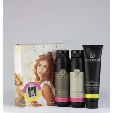 Gift Pack Rose with Leave-in Moisture