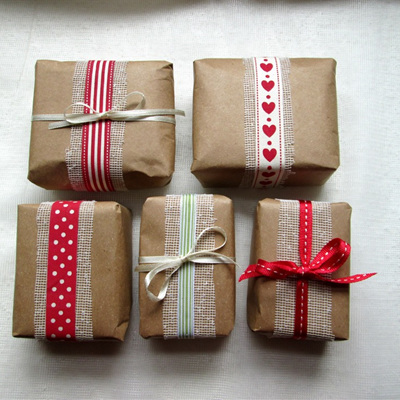 Gift Wrapping !